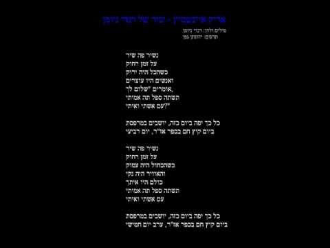 אריק איינשטיין - שיר של רנדי ניומן