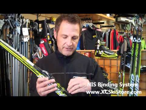 NIS Binding System for Cross Country Skis