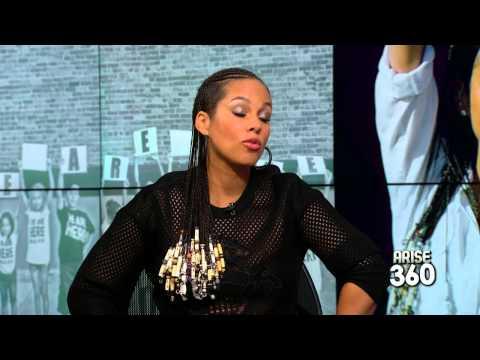 Alicia Keys talks career, charity work, & motherhood!