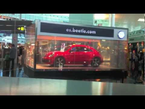 DreamGlass® - Volkswagen 2012 Beetle presentation – Part 2