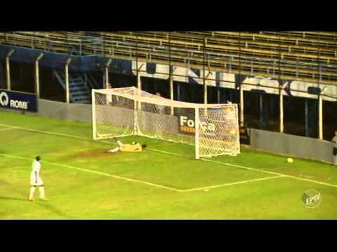 União Barbarense 1x1 Itapirense - Copa Paulista 2011