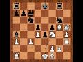 Фрагмент с середины видео Tal vs Botvinnik Game 1 WCC 1960
