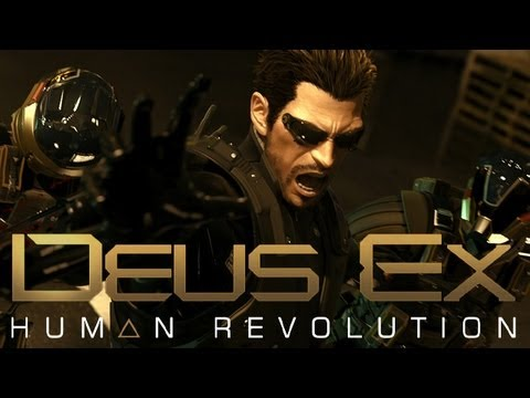 Deus Ex: Human Revolution 'My World' TV Spot (HD 720p)