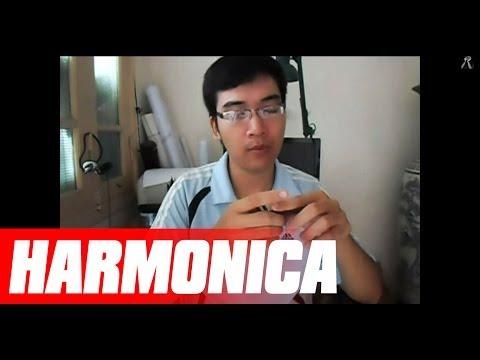 Bài 2 - Chọn mua một cây Harmonica phù hợp để bắt đầu