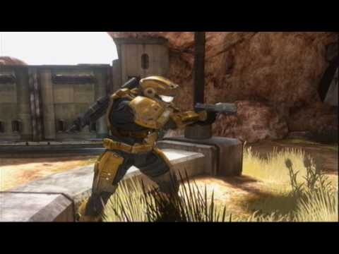 Mission Reach 5 - Machinima Halo Reach