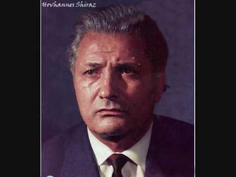 Hovhannes Shiraz Rare Interview 3.0.wmv