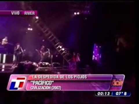 Pacifico - Los piojos en vivo Estadio River Plate - 30.M.09