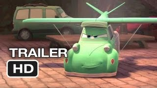 Planes Official Trailer (2013) - Dane Cook Disney Animated Movie HD