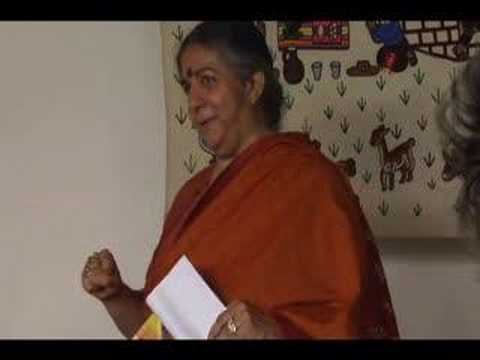 Vandana Shiva, ISEC - Food Laws