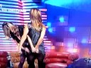 TRINNY & suzanna strip on late late show #1