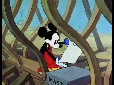 Mickey Mouse - Boat Builders(1938)