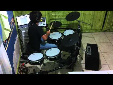 Agustin Enciso - Maná - Envenename (Drum Cover)