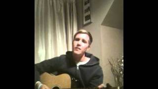 Ed Sheeran The A Team cover by Bill Downs