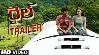 Rail Official Trailer || Dhanush, Keerthy Suresh || Prabu Solomon, D Imman ||Telugu Movie 2016