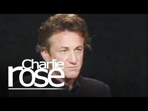 Sean Penn on Charlie Rose