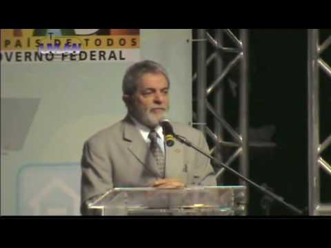 Discurso de Lula na I Confecom (Parte I )