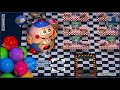 Фрагмент с начала видео FUNTIME CHICA UNLOCKED! || Five Nights at Freddys 6 (EASTER EGG)