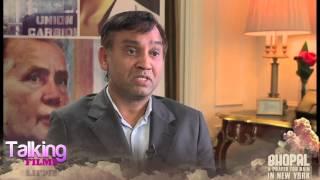 Ravi Kumar exclusive interview on Bhopal: A Prayer For Rain Part 1