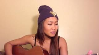 """Stay"" Rihanna (Acoustic Cover) Erinpaula"