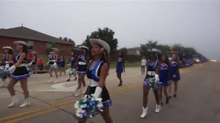 The NFH Homecoming Parade