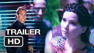 The Hunger Games: Catching Fire - Cornucopia Sneak Peak (2013) Jennifer Lawrence Movie HD