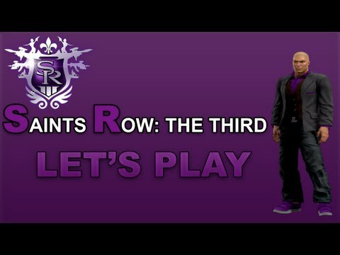 Saints Row: The Third - DIED ALREADY! - Episode 6 (Let-s Play)