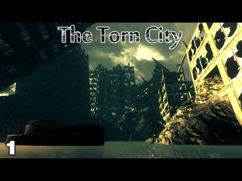 New Vegas Mods: The Torn City - Part 1