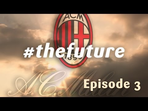AC Milan #thefuture: Training to become Champions