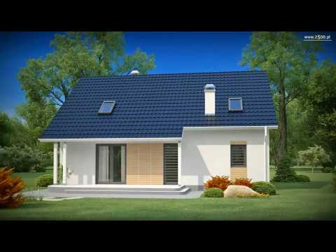 Projekty Z500- Projekt domu z124.mov