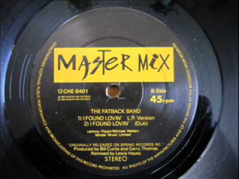 The Fatback Band - I Found Lovin (Dub)