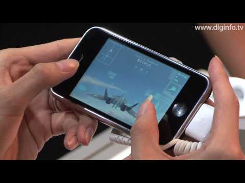 TOKYO GAME SHOW 2009 - ACE COMBAT for iPhone : DigInfo - UCOHoBDJhP2cpYAI8YKroFbA