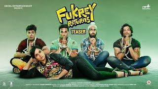 Fukrey Returns Teaser