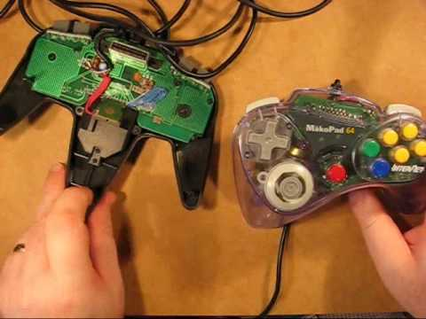 N64 log - 11 - Controllers, memory and rumble packs