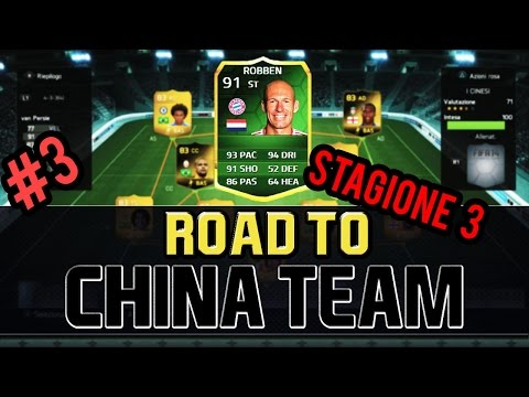 ROAD TO CHINA TEAM STAG. 3 EP. 3