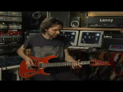 Paul Gilbert - Get out of my yard Segment: #5 *HQ Widescreen*