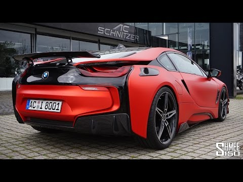 THIS is a BMW i8! The AC Schnitzer ACS8 - UCIRgR4iANHI2taJdz8hjwLw