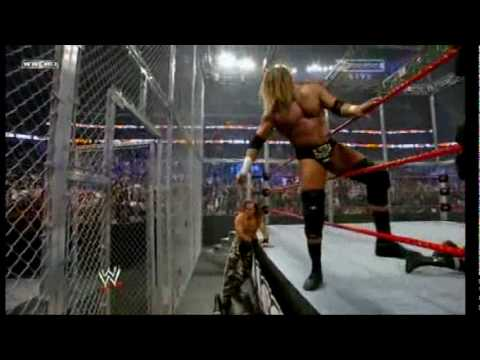 DX VS LEGACY HELL IN A CELL PART 3