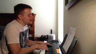 Court Clark - I Need Your Love (Ellie Goulding/Calvin Harris Piano Vocal Cover)