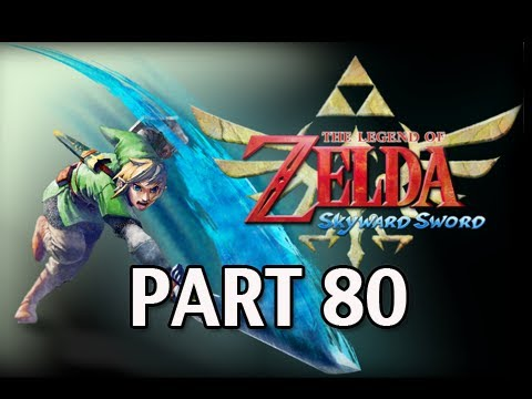 Legend of Zelda Skyward Sword - Walkthrough Part  80 Spiral Trials Let's Play HD
