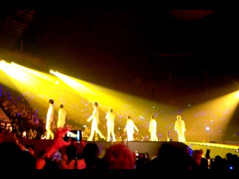[Fancam] 110129 - SS3 Singapore - Part Two