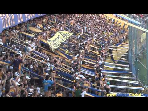 La Hinchada Canalla (Los Guerreros) vs Patronato (03/12/11) - Parte 1