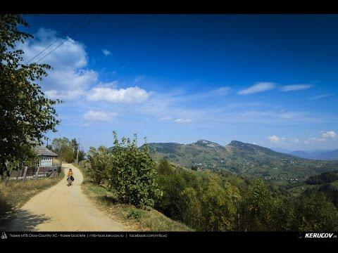 VIDEOCLIP Traseu MTB Zarnesti - Magura - Pestera - Moieciu - Bran - Predelut - Zarnesti [VIDEO]