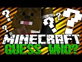 IM PSYCHIC Minecraft Guess Who Minigame w/ BajanCanadian & JeromeASF