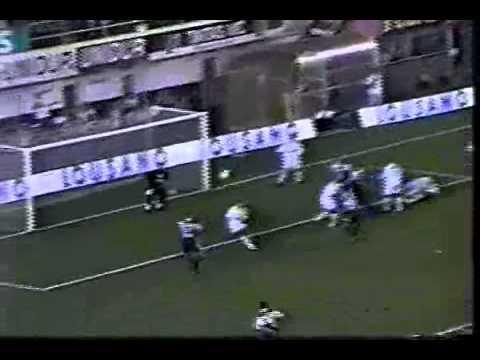 Paulistão 1999: Santos 2x2 União Barbarense (09/05, em Santos)