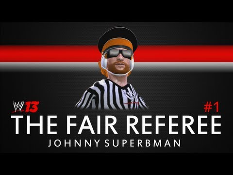 WWE 13: The Fair Referee