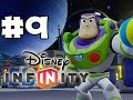 Disney Infinity - Gameplay Walkthrough - Toystory in Space Playset - Part 9 (HD)