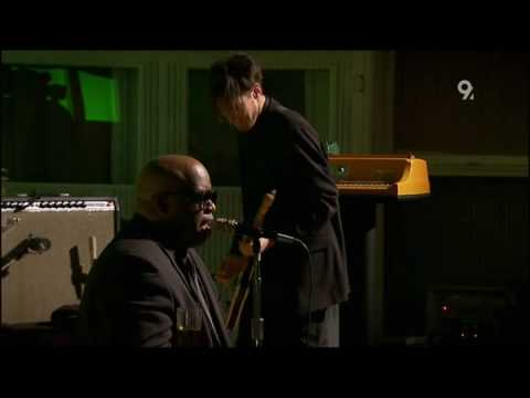 Gnarls Barkley - Who`s Gonna Save My Soul (Live Abbey Road 2008)
