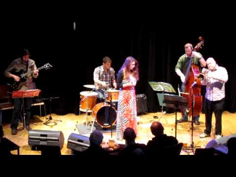 "zoe gilby quintet ""In it together"".MOV"