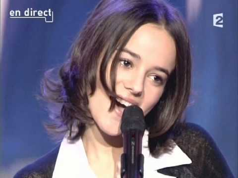 Alizee Ella, Elle l-a 2003 tribute to France Gall!