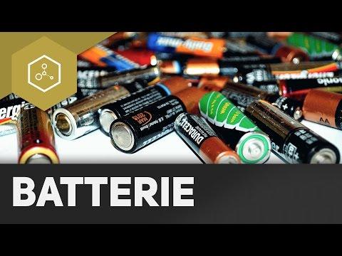 Galvanisches Element - Wie funktioniert eine Batterie? - UCWNvo3l-K-X6CPSBcP9NCNg